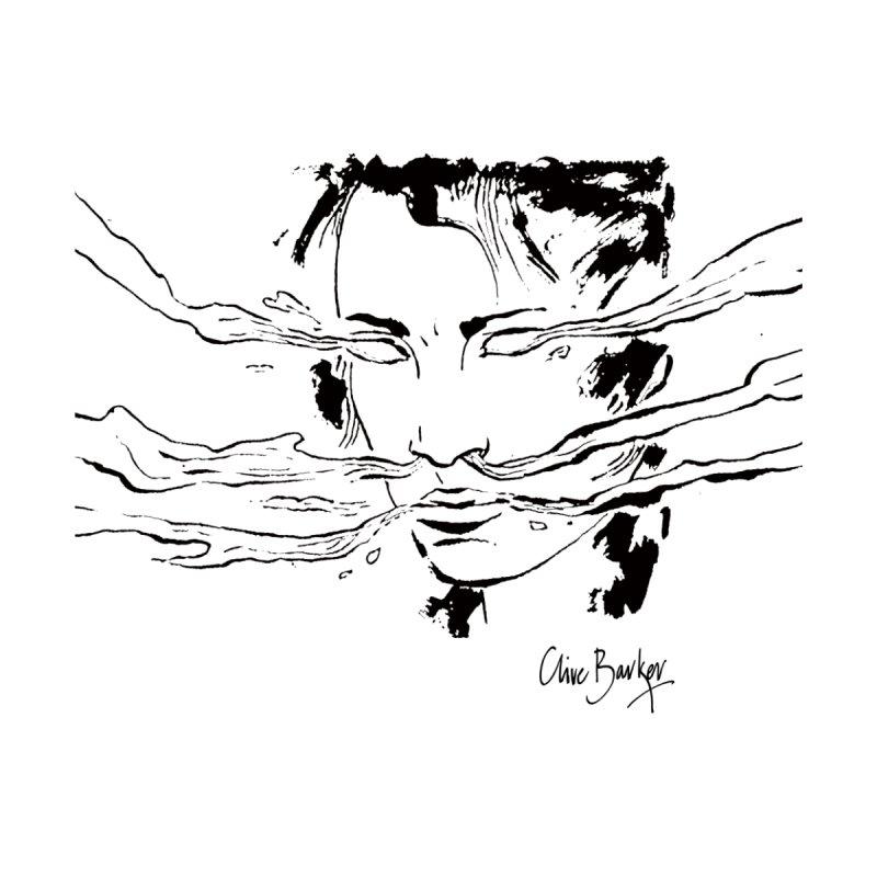 Imaginer 7 (black) Men's T-Shirt by Clive Barker
