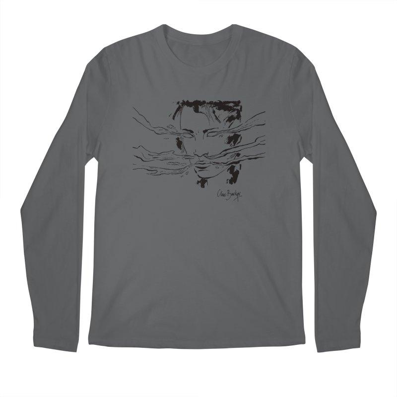 Imaginer 7 (black) Men's Longsleeve T-Shirt by Clive Barker