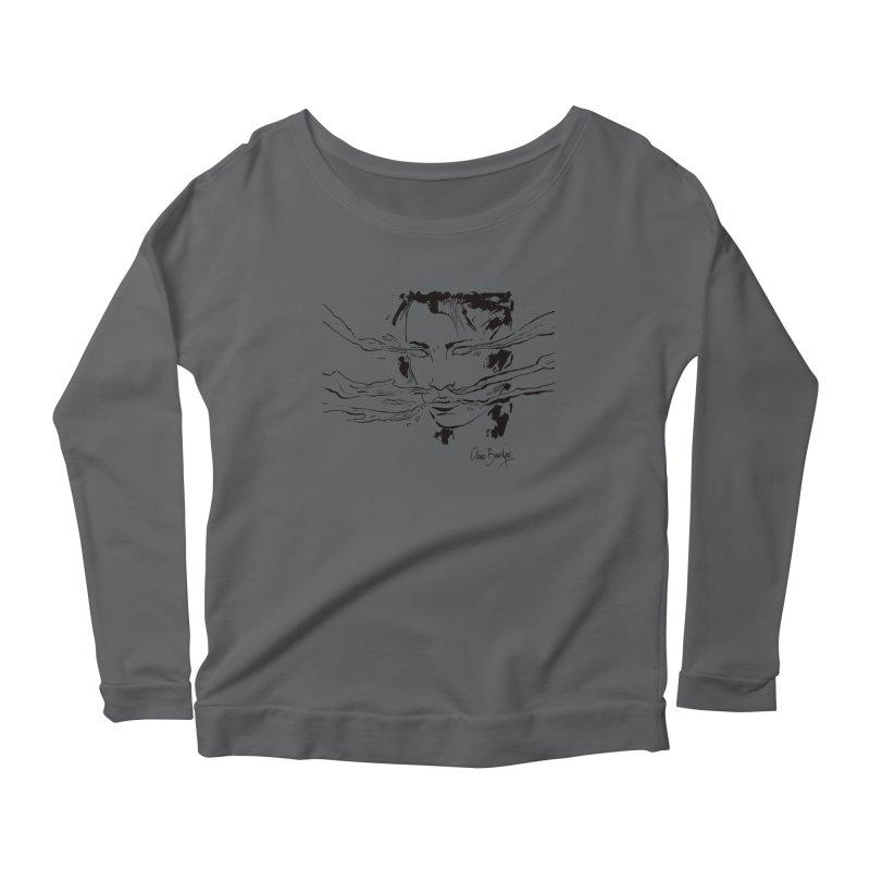 Imaginer 7 (black) Women's Longsleeve T-Shirt by Clive Barker