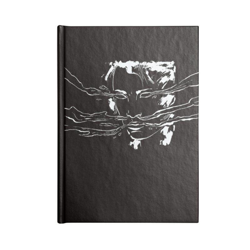 Imaginer 7 (white) Accessories Notebook by Clive Barker