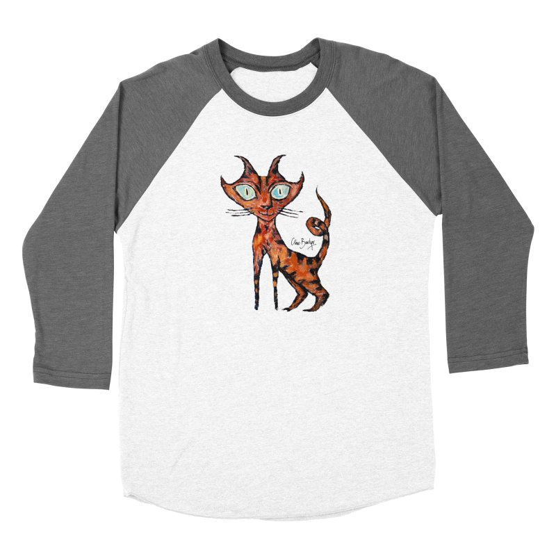 Tarrie Cat Women's Longsleeve T-Shirt by Clive Barker