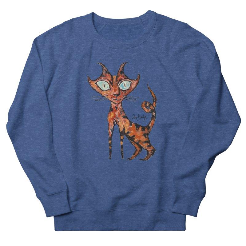 Tarrie Cat Men's Sweatshirt by Clive Barker