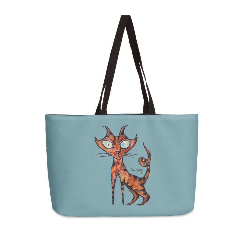 Tarrie Cat Accessories Bag by Clive Barker