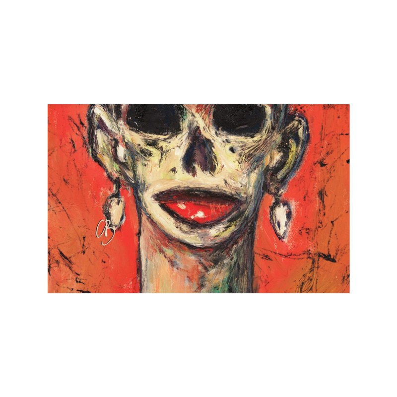 Kiss Me Accessories Face Mask by Clive Barker