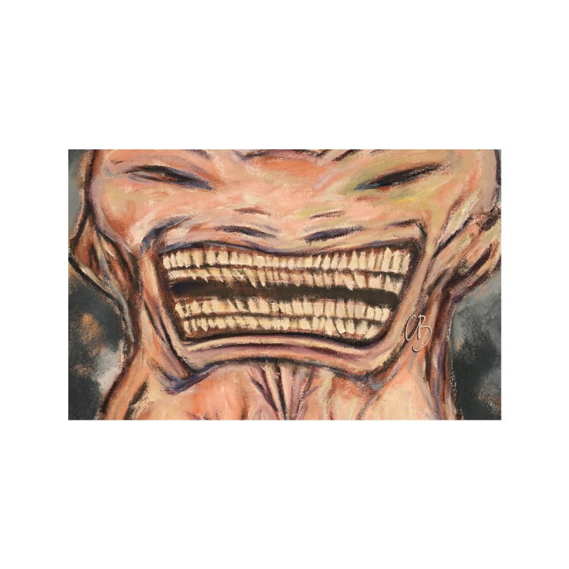 Toothman Accessories Face Mask by Clive Barker