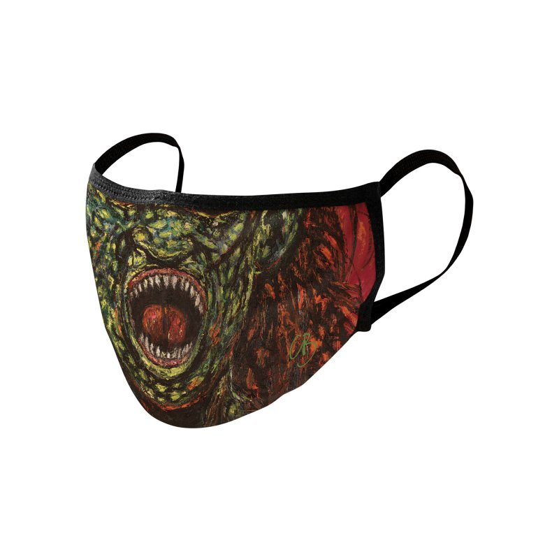 Defiance Accessories Face Mask by Clive Barker