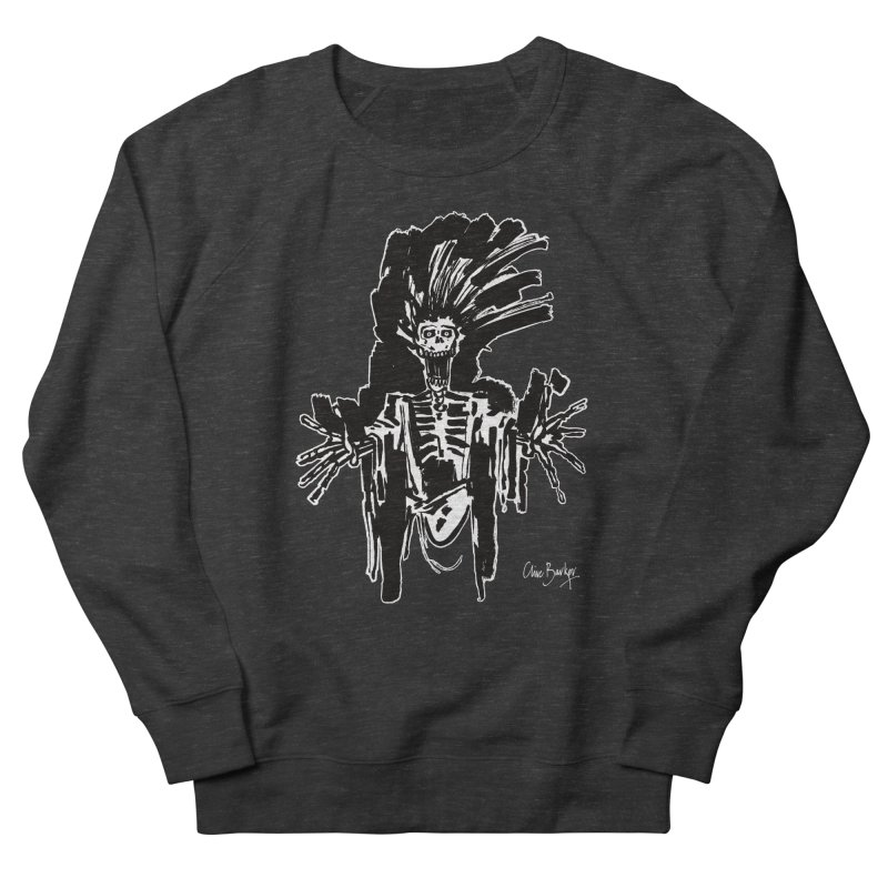 Boo! (outlined) Women's Sweatshirt by Clive Barker