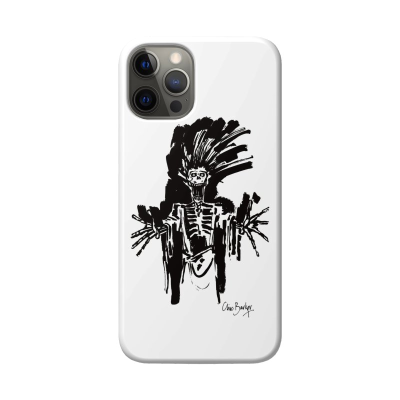 Boo! Accessories Phone Case by Clive Barker