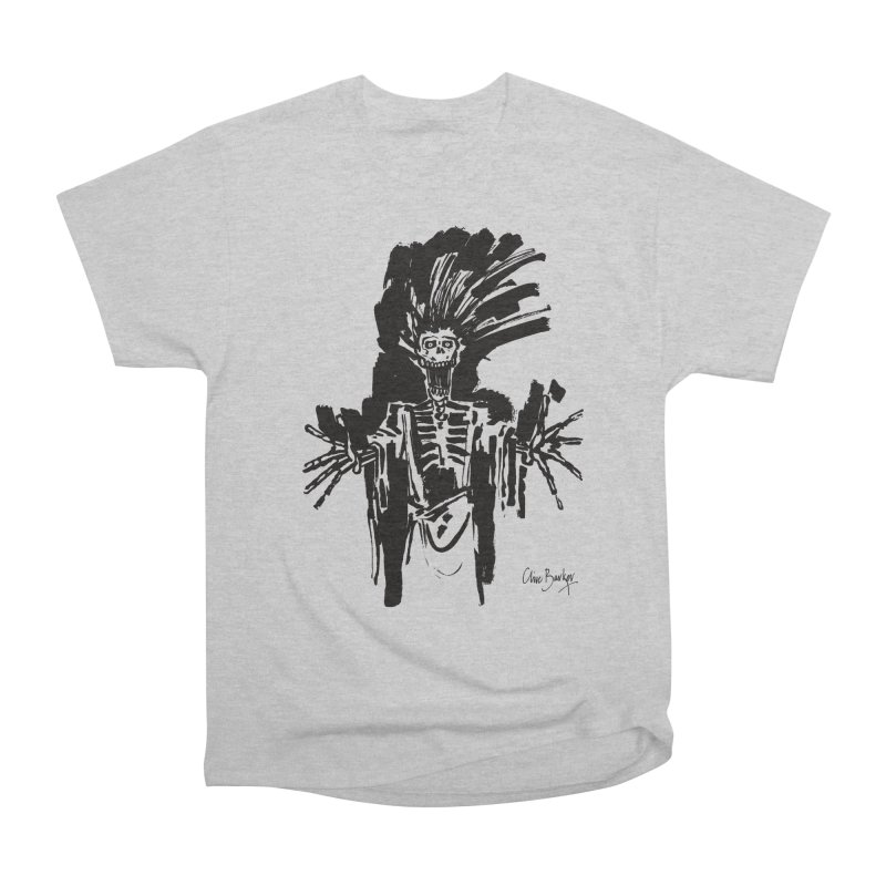 Boo! Men's T-Shirt by Clive Barker