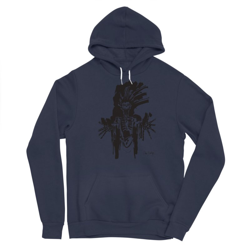 Boo! Men's Pullover Hoody by Clive Barker