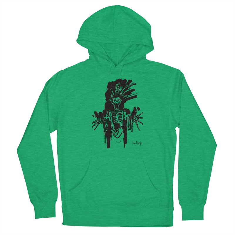 Boo! Women's Pullover Hoody by Clive Barker