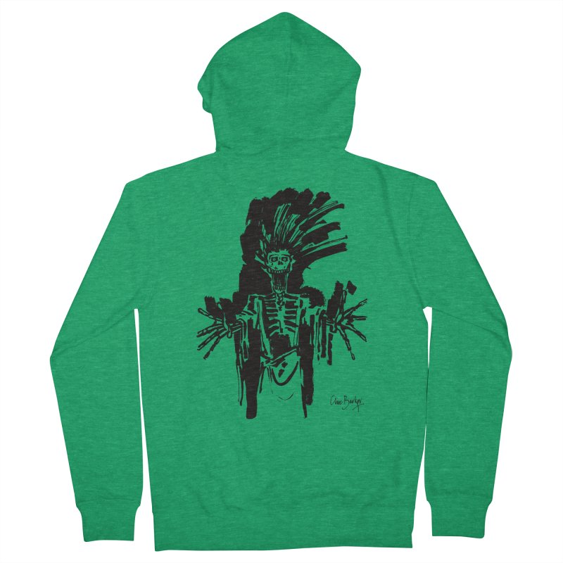 Boo! Women's Zip-Up Hoody by Clive Barker