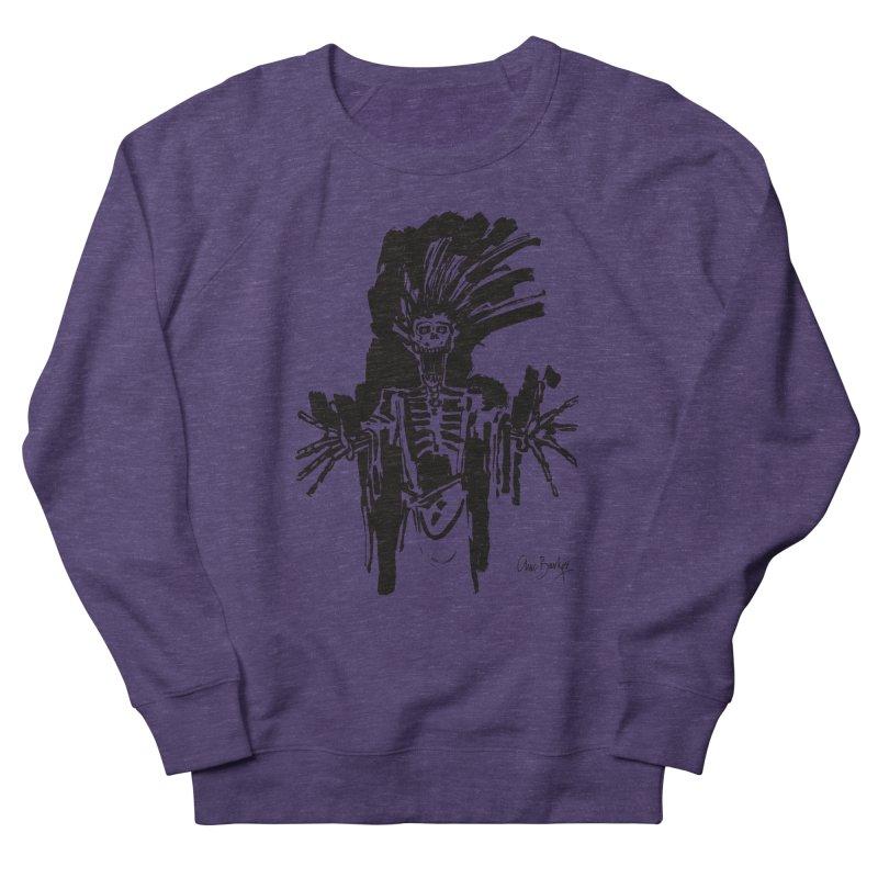 Boo! Men's Sweatshirt by Clive Barker