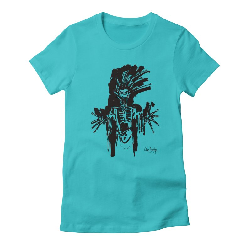 Boo! Women's T-Shirt by Clive Barker