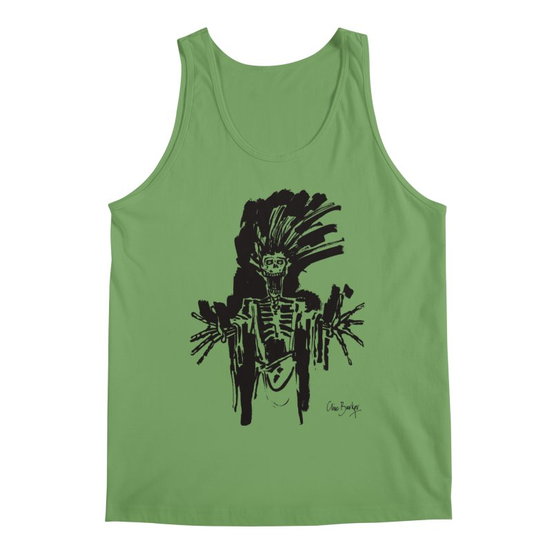 Boo! Men's Tank by Clive Barker