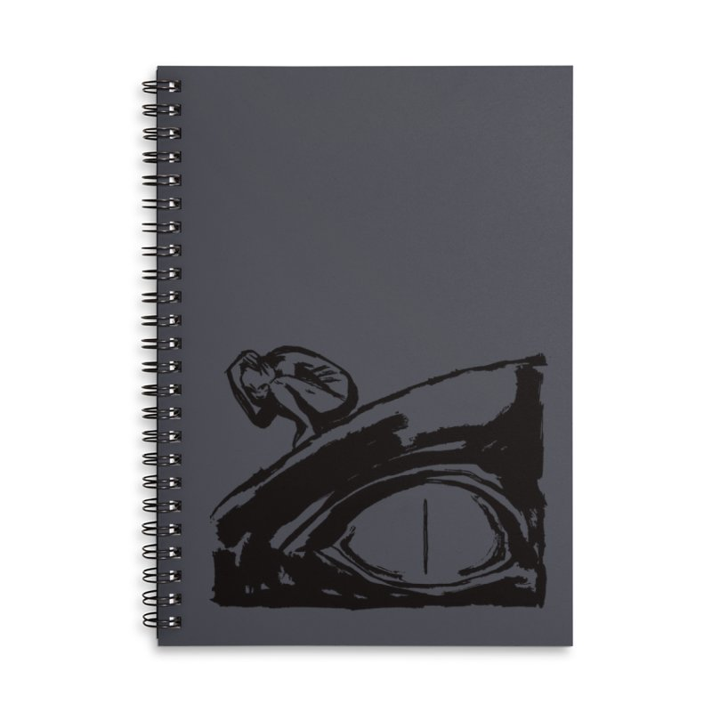 C is for Chaos Accessories Notebook by Clive Barker