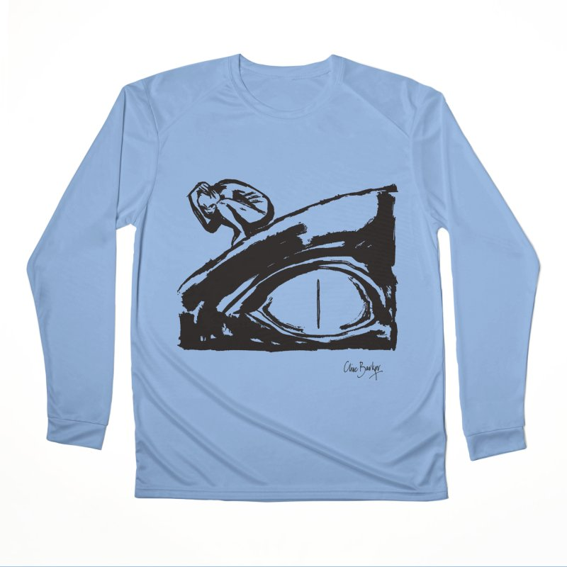 C is for Chaos Men's Longsleeve T-Shirt by Clive Barker