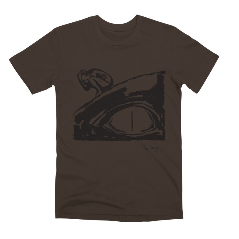 C is for Chaos Men's T-Shirt by Clive Barker