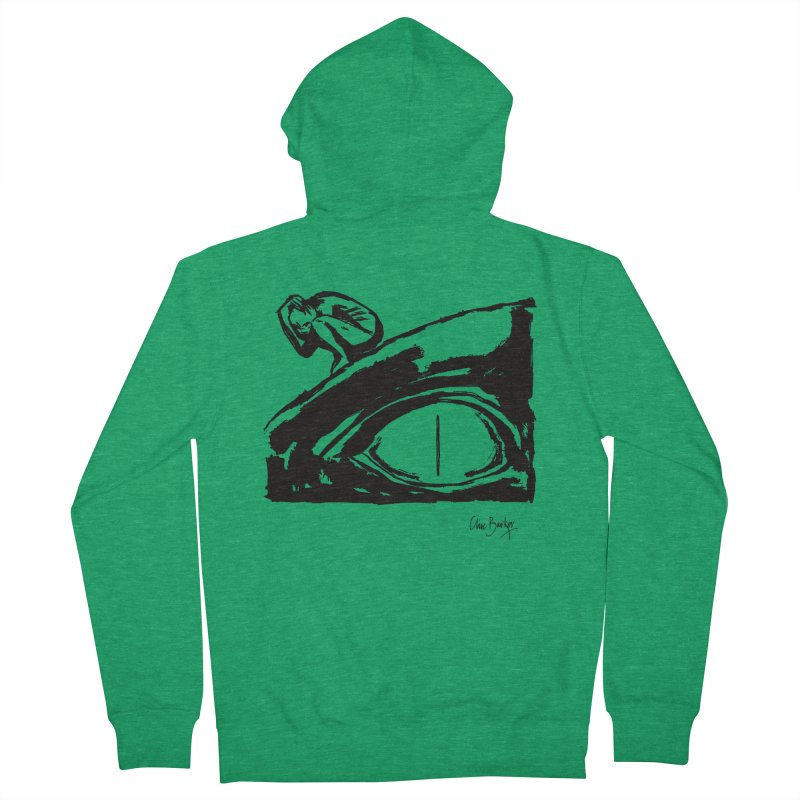 C is for Chaos Women's Zip-Up Hoody by Clive Barker