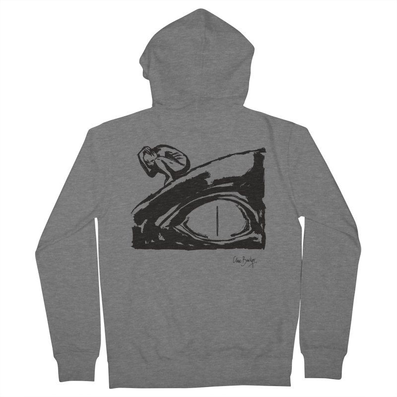 C is for Chaos Men's Zip-Up Hoody by Clive Barker
