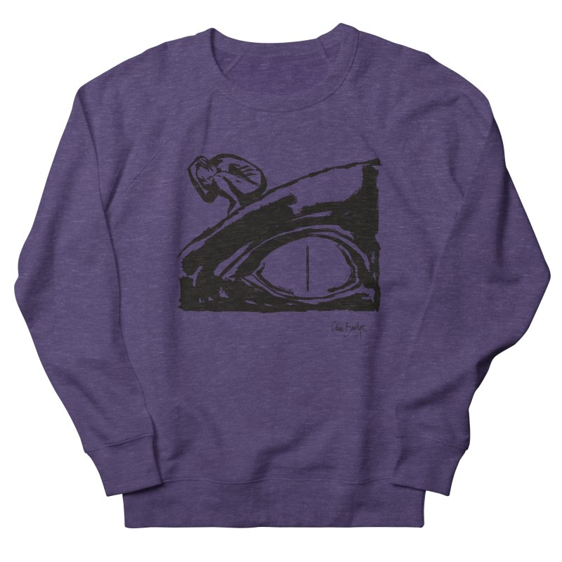 C is for Chaos Women's Sweatshirt by Clive Barker
