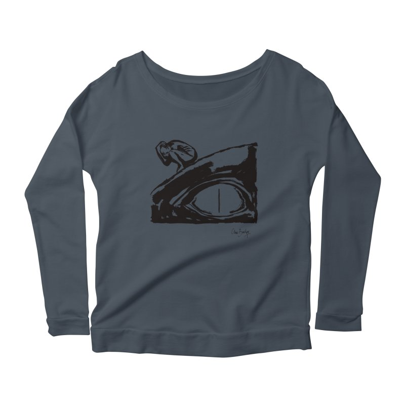 C is for Chaos Women's Longsleeve T-Shirt by Clive Barker