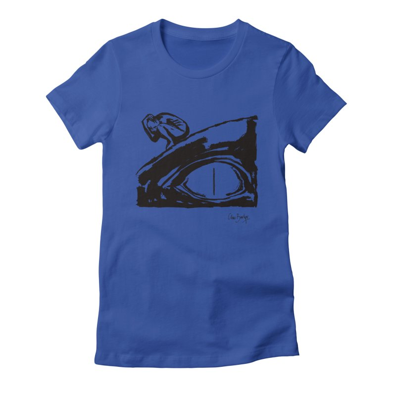 C is for Chaos Women's T-Shirt by Clive Barker