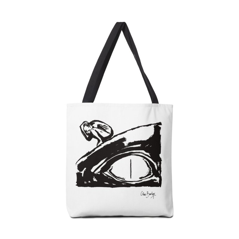 C is for Chaos Accessories Bag by Clive Barker