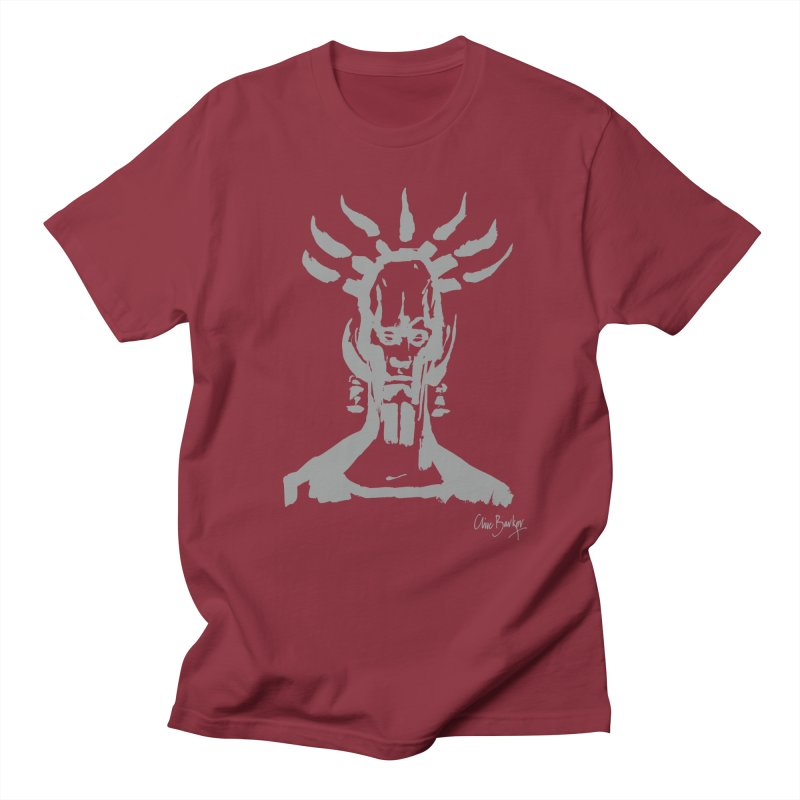Untitled Shaman (smoke) Men's T-Shirt by Clive Barker