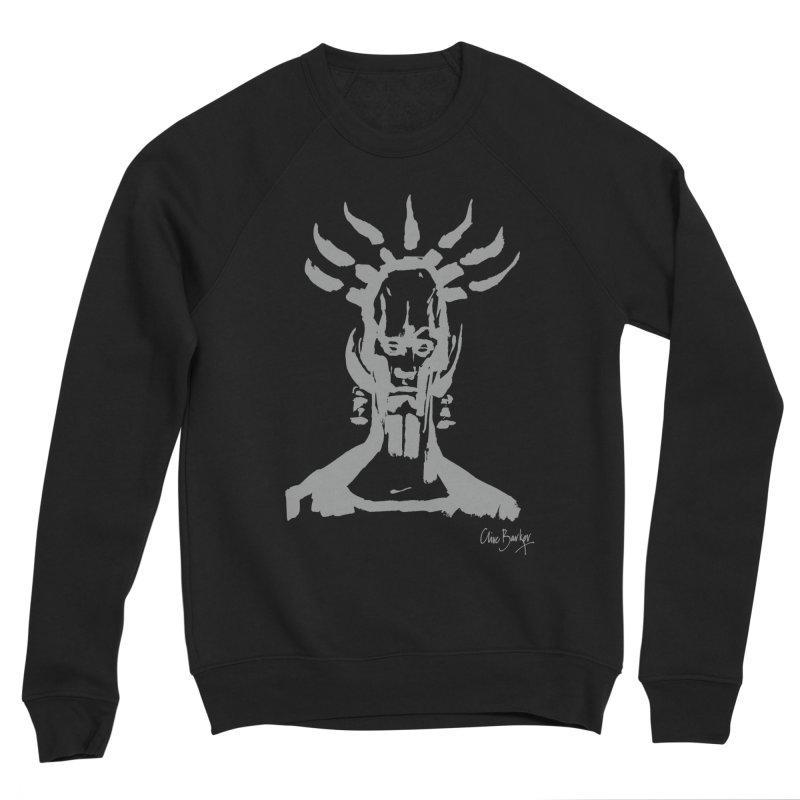 Untitled Shaman (smoke) Women's Sweatshirt by Clive Barker