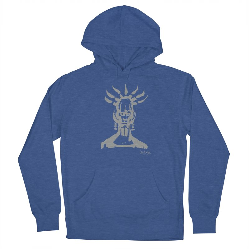 Untitled Shaman (smoke) Women's Pullover Hoody by Clive Barker