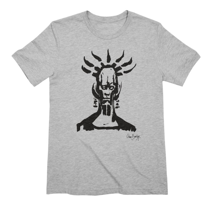 Untitled Shaman Men's T-Shirt by Clive Barker