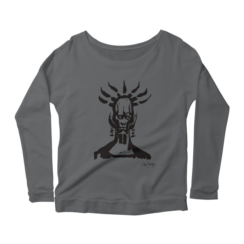 Untitled Shaman Women's Longsleeve T-Shirt by Clive Barker