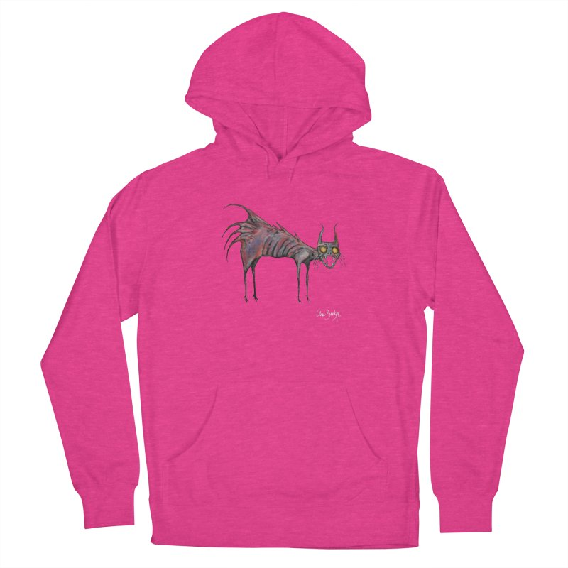 Screaming Cat Women's Pullover Hoody by Clive Barker