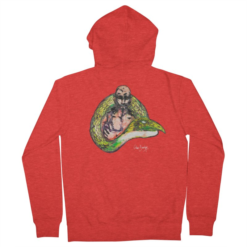 Dragon Charmer Women's Zip-Up Hoody by Clive Barker