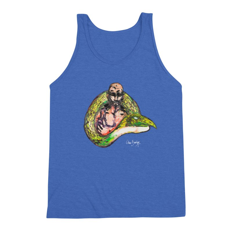 Dragon Charmer Men's Tank by Clive Barker