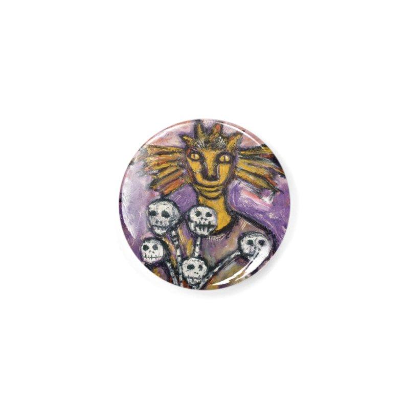 Malingo Accessories Button by Clive Barker
