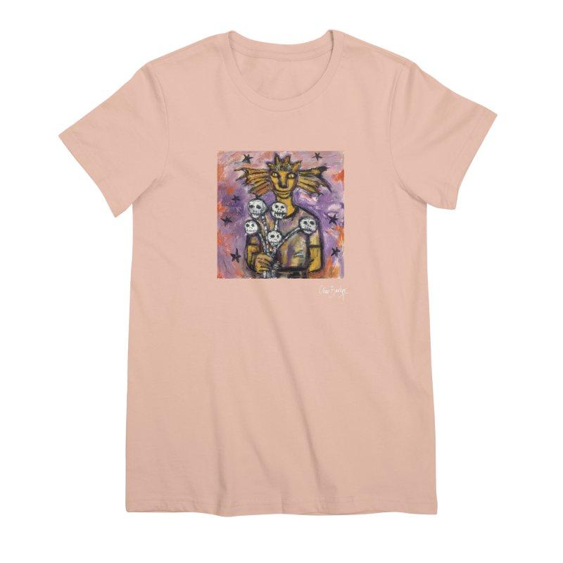 Malingo Women's T-Shirt by Clive Barker