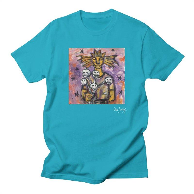 Malingo Men's T-Shirt by Clive Barker
