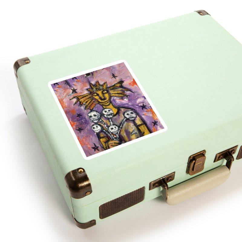 Malingo Accessories Sticker by Clive Barker