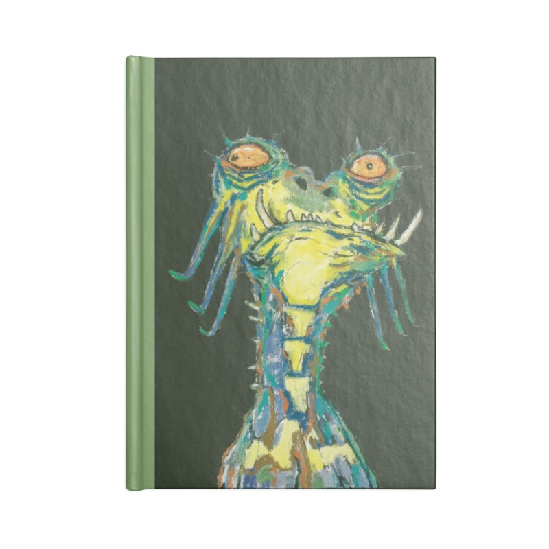 A Zethek Accessories Notebook by Clive Barker