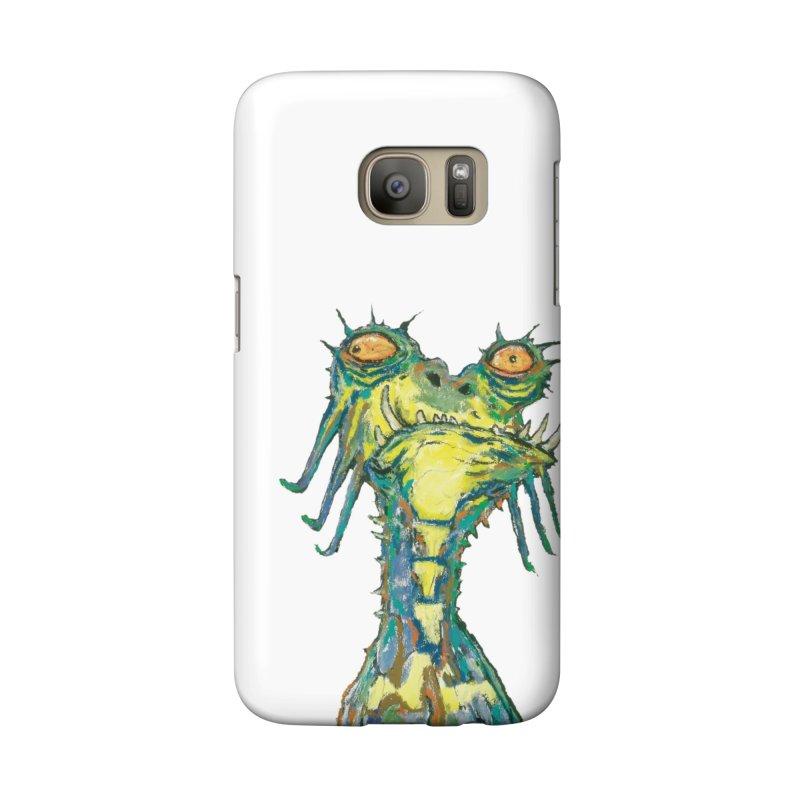 A Zethek Accessories Phone Case by Clive Barker