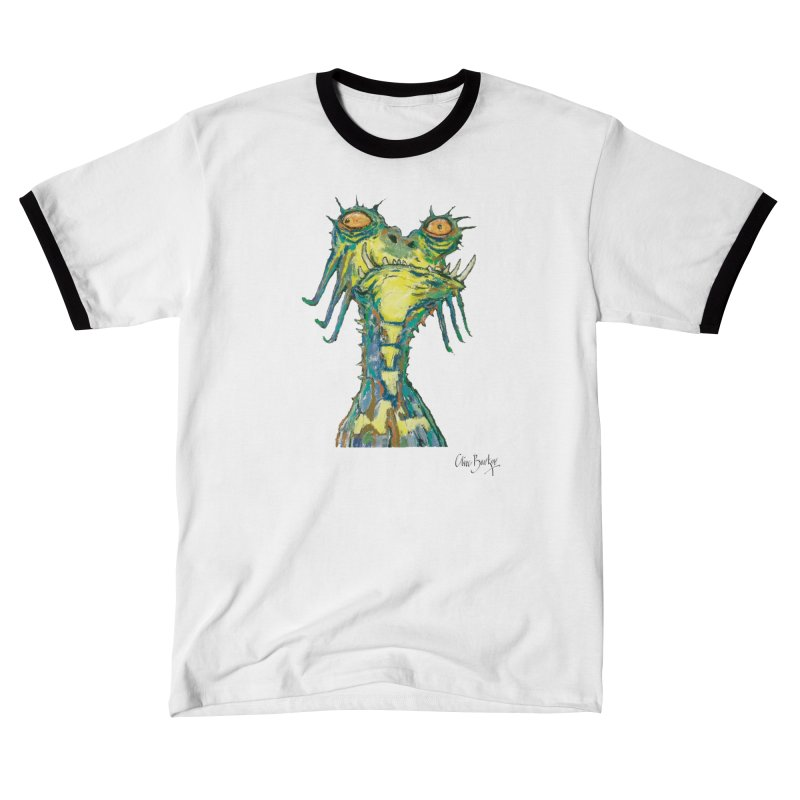 A Zethek Men's T-Shirt by Clive Barker