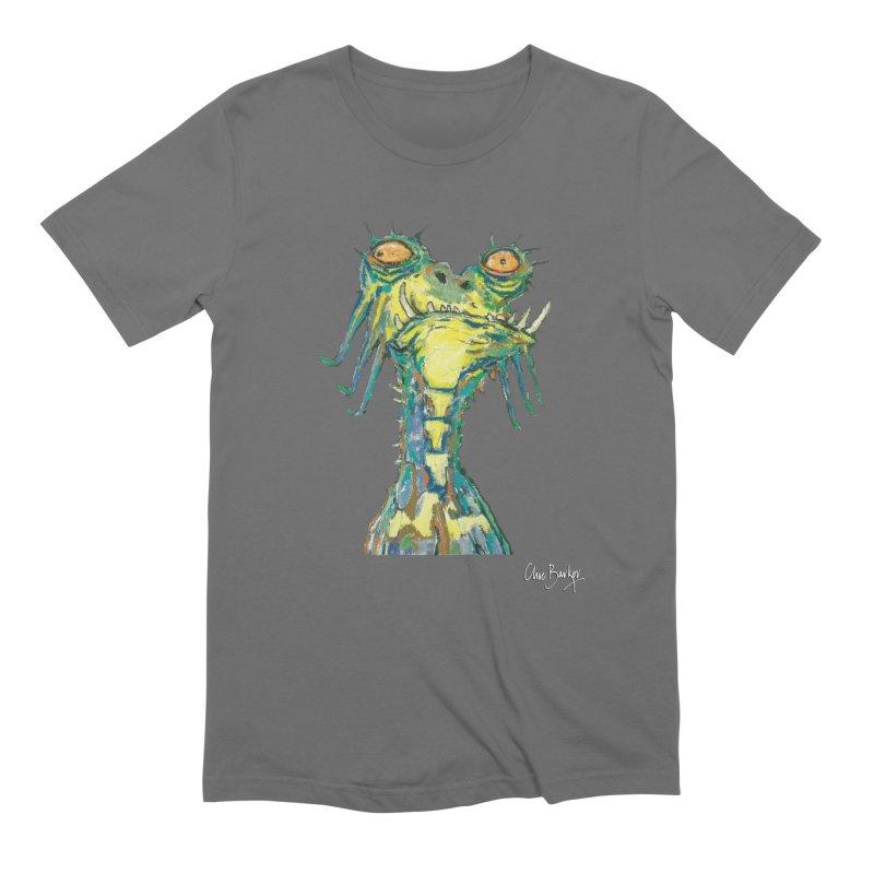 A Zethek Men's T-Shirt by Clive Barker