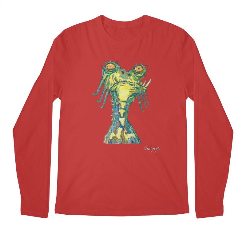 A Zethek Men's Longsleeve T-Shirt by Clive Barker