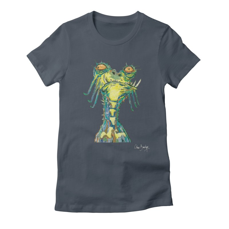 A Zethek Women's T-Shirt by Clive Barker