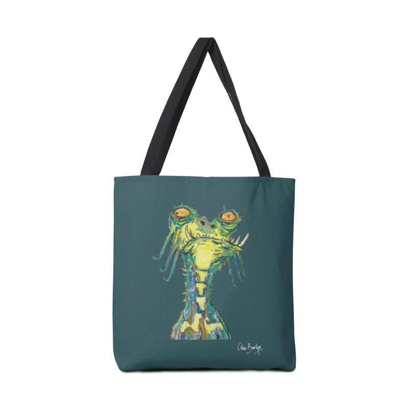 A Zethek Accessories Bag by Clive Barker