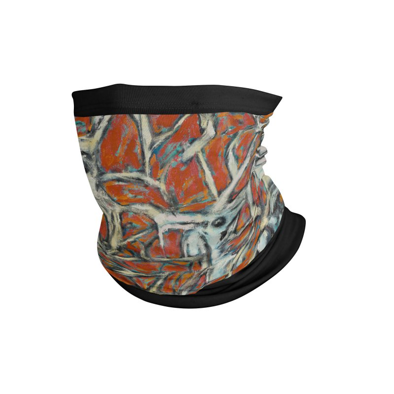 Thorn Hedge Of Souls Around Midnight Accessories Neck Gaiter by Clive Barker