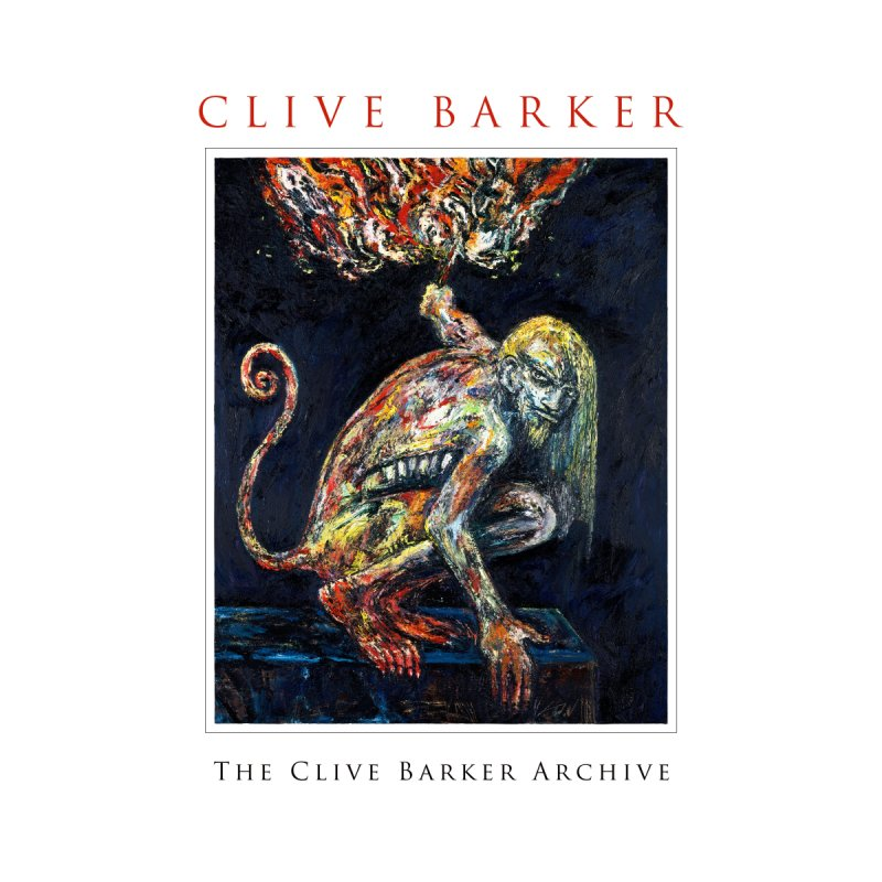 Midnight Art Prints Fine Art Print by Clive Barker