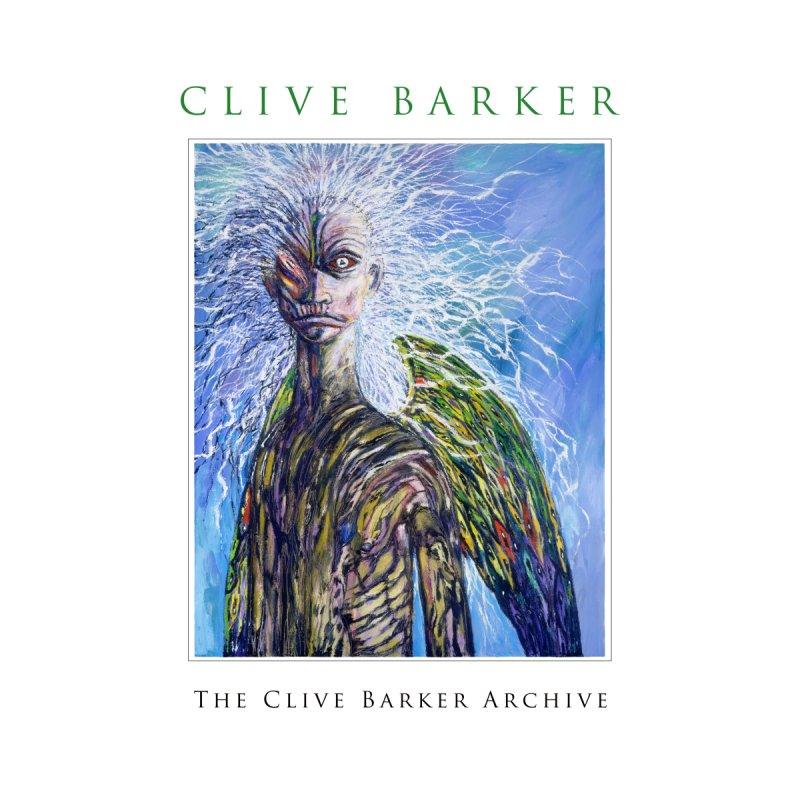 Reverend Dagdiea Art Prints Fine Art Print by Clive Barker